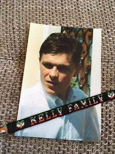 Kelly Family Foto Paddy Original vom Negativ