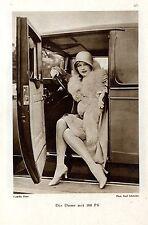 Carmilla CORNO la signora con 100 Cv (Karl spaventatori) artisti-fotografia c.1930