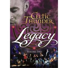 CELTIC THUNDER LEGACY VOLUME TWO DVD ALL REGIONS NTSC NEW