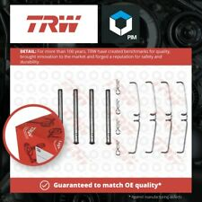Brake Pad Fitting Kit fits VOLVO P1800 P18 1.8 Front 62 to 70 TRW 33409070 New