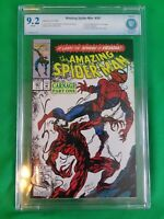 The Amazing Spider-Man #361 (Apr 1992, Marvel) 1st App of Carnage!