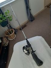 Spincast fishing rod and reel Zebco 202 Lot C13