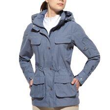Ariat Blaine Parka Womens Jacket - Dusk Blue XSmall
