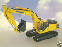 OXFORD CONSTRUCTION 1/76 KOMATSU PC340 LC TRACKED EXCAVATOR/DIGGER 76KOM001