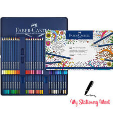 60 Aquarelle Grip Faber Castell Artist Watercolour Pencil Water Colouring Pencil