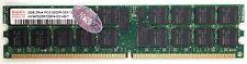 Original Hynix 2GB DDR2 pc2-3200R 400mhz ECC 2Rx4 RAM Memory Module Korea