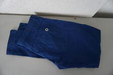 LE JEAN DE Marithe Francois Girbaud Jeans cargo Hose 33/34 W33 L34 blau TOP #E10