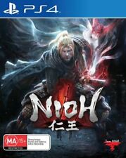 Nioh  - PlayStation 4 game - BRAND NEW