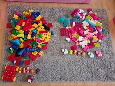 Mattel Fisher Price Mega Bloks 290 Steine Bausteine, Klötze Figuren ab 9 Monate