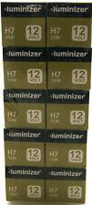 LUMINIZER 10 Stück H7 Birne 12/55 W HALOGEN Automotive Lamp Autolampe Lampe neu