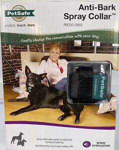 New Petsafe Gentle Spray Anti Bark Collar for Dogs 6 lbs + GentleSpray sealed M
