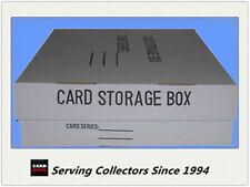 2011-12 Topps Match Attax Empty Metal Tin X 20tin 380 Card Storage AFL