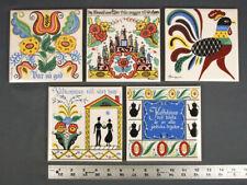 "NEW Prima 554576  /""Art Tiles Fairy Belle/""  6 Pieces 3//4/"" X 3//4/"""