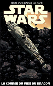 COMICS - STAR WARS, VOLUME 18 > LA COURSE DU VIDE DU DRAGON / ALTAYA, NEUF