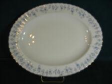 """Royal Albert Memory Lane 13 3/4"""" Oval Serving Platter"""