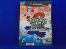 *gamecube POKEMON BOX Ruby & Sapphire ENGLISH PAL VERSION (ni) Read Description