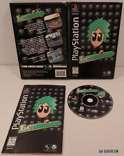 Lemmings 3D (PlayStation) COMPLETE IN LONG BOX!!!