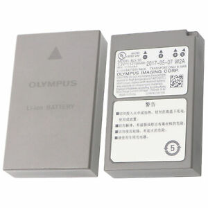 Genuine Original OLYMPUS BLS-50 Battery For BCS-5 EM10 EPL3 EPL5 EPL7 EPM1