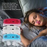 Electric Mini Anti Snoring Device for Sleep Apnea Stop Snore Aid Stopper