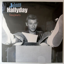 33 TOURS JOHNNY HALLYDAY TOUJOURS pressage HOLLANDE en 2011 NEUF SOUS BLISTER