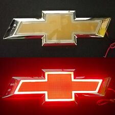 5D LED Car Tail Logo Auto Badge Light Red Light for Chevrolet/ Holden Cruze
