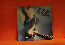 SCREAMING BLUE MESSIAHS - GUN SHY - ELEKTRA 1986 WITH LINER - LP VINYL RECORD -L