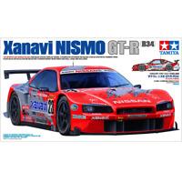 Tamiya 24268 Xanavi NISMO GT-R (R34) 1/24