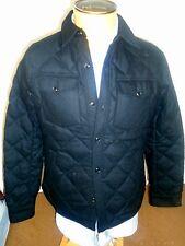 Polo Ralph Lauren Wool Blend Quilted Down Fill Ranchers Jacket NWT Medium $395