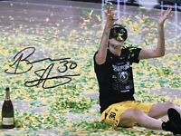 BREANNA STEWART Signed 8x10 Photo 4x WNBA Champ Storm UCONN Huskies Autographed