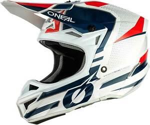 O'Neal 5 Series Helmet - MX Motocross Dirt Bike Off-Road MTB ATV Adult Men Women
