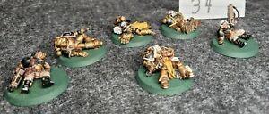 Warhammer 40k Space Marine Casualties/Custom objective markers