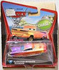 DISNEY PIXAR CARS 2 CHASE RADIATOR SPRINGS RAMONE #29 W+