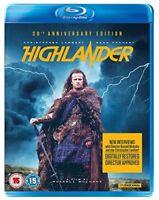 Highlander [Blu-ray] [DVD][Region 2]