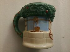 NWT Disney Parks Princess Snow White Wishing Well 12oz Mug Fairytale Collection