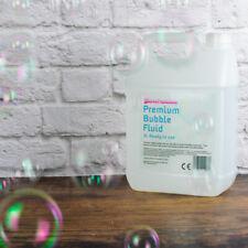 Premium Bubble Fluid 5L bubble machine fluid kids bubble solution bubble machine
