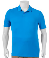 Fila Sport Golf Men's Polo Shirt, Fitted, Pro Core Performance, Short Sleeve
