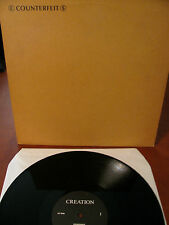 "COUNTERFEIT - The good samaritan- Ep -12""-  CREATION rec. - rock synth pop-"