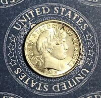 1912 Barber Silver Dime Nice Collector Coin For Your Set Or Collection.