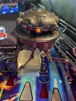 Star Wars Pinball Machine Imperial Droid Mod Works with Stern, Data East etc.!