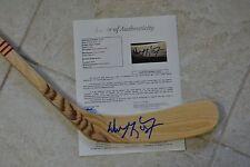 Wayne Gretzky Signed Titan Stick w/ JSA LOA #Z43283 Edmonton Oilers LA Kings