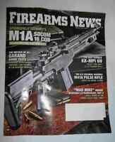 Firearm News January 2021 Issue 2, Back Issue