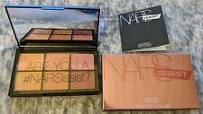 NIB Authentic NARS NARSissist BlushCheek Palette Unfiltered2 HTF 6shades MSRP$59