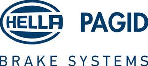 Disc Brake Pad Set-Base Front Hella-PAGID 355023161