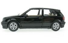 SCHABAK 1007 - Volkswagen VW Golf III VR6 - schwarz /black - 1:43 in OVP / Box 3
