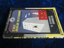 Vintage PB Pocket 320 Raymond Chandler HIGH WINDOW 1945 1st NF-