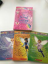 Rainbow Magic THE JEWEL FAIRIES! Books 1-7 by Daisy Meadows