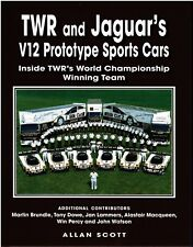 TWR and Jaguar's V12 Prototype Sports Cars .