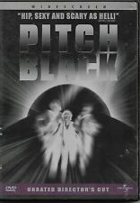 Pitch Black (Dvd, 2000, Unrated Director's Cut, Ws) Vin Diesel Ships Free!