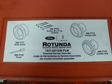 Ford Rotunda TKIT-2011AW-FLM Warranty U387 Edge MKX AWD Special Service Tool Set