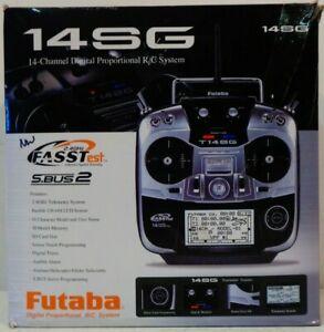 Futaba 14SG 2.4GHz FASSTest Radio System (Heli) FUT01004365-3